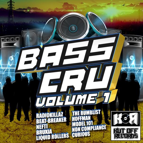 Bass Cru Vol 1 Cover