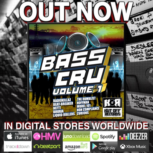 out now bass cru